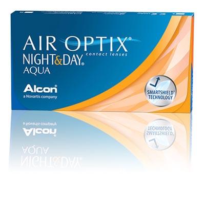 Air Optix Night & Day Aqua (6 db)