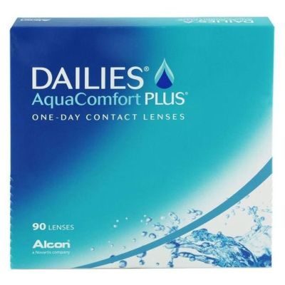 Dailies Aqua Comfort Plus (90 lenses)