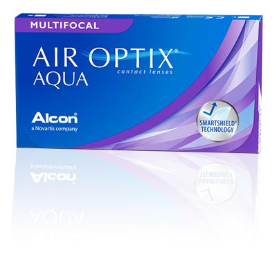 Air Optix Aqua multifocal (3 db)