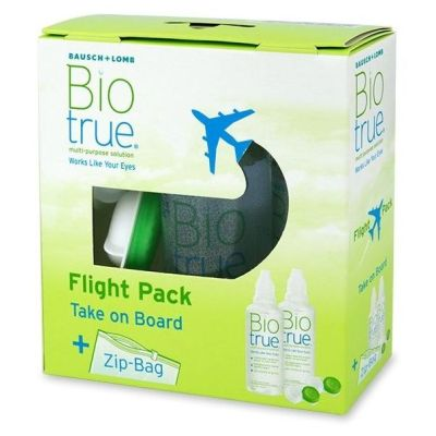 Bio true flight pack (2*60 ml)