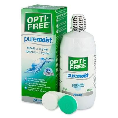 Opti-free Pure Moist (300 ml)