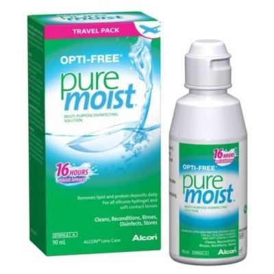 Opti-free Pure Moist (90 ml)