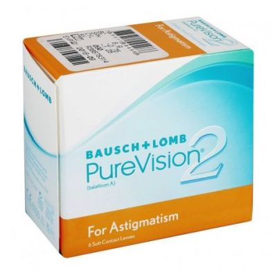 PureVision 2 For Astigmatism (6 db)