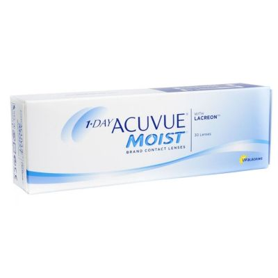 1·Day Acuvue Moist (30 db)