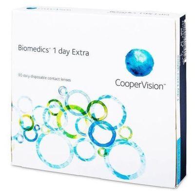 Biomedics 1 day Extra (90 db)