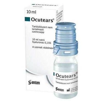 Ocutears szemcsepp (10 ml)