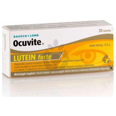 Ocuvite Lutein Forte tabletta (30 db)