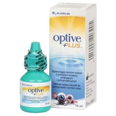 Optive plus szemcsepp (1x10 ml)
