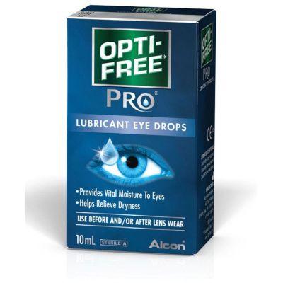 Opti-Free Pro lubrikáló szemcsepp (10 ml)