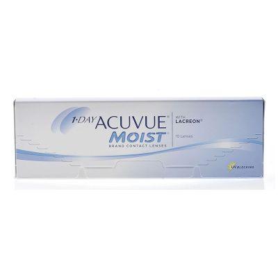 1·Day Acuvue Moist (10 db) Kontaktlencse webáruház 5bd23fe956