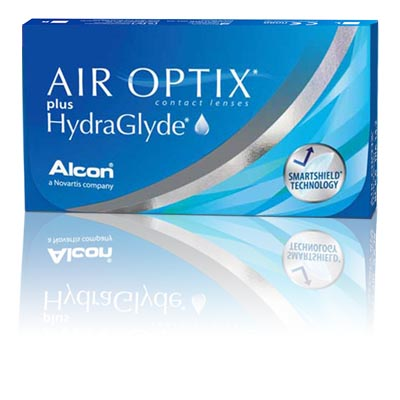 AIR OPTIX Plus HydraGlyde® (6 lenses)