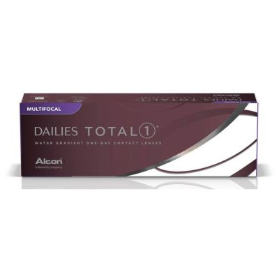 Dailies Total 1 Multifocal (30 db)