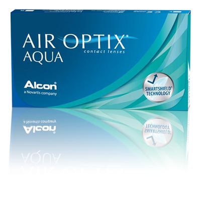 Air Optix Aqua (3 db)