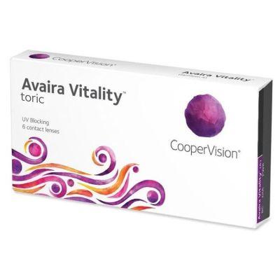 Avaira Vitality Toric (6 db)