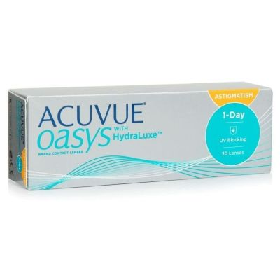 ACUVUE OASYS 1-Day ASTIGMATISM (30 db)