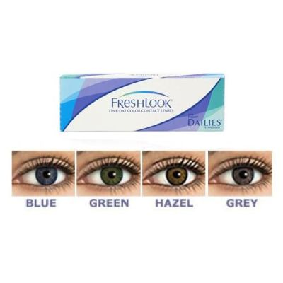 Freshlook One-Day (10 db)